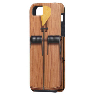 Mousetrap novelty iPhone 5 cover