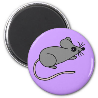 mousey 2 inch round magnet