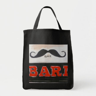 Moustache Bar London Tote Bag