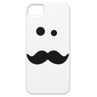 Moustache Case For The iPhone 5