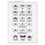 Moustache Chart