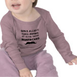 Moustache Infant T-Shirt
