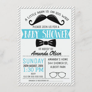 Little Man Baby Shower Invitation Baby Shower Game Package Instant Download Editable Invitation Little Man Tags Mustache Baby Shower 0028