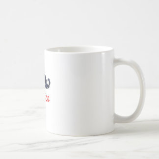 MOUSTACHE 'MERICA COFFEE MUG