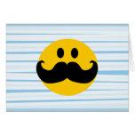 Moustache Smiley