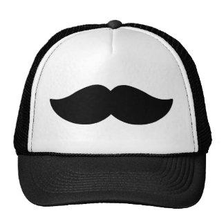 Moustache Trucker Hat