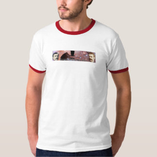 Moustache Twirling Space Cads T-Shirt
