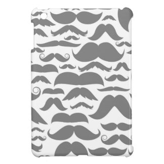 Moustaches a background iPad mini cover