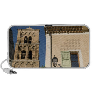 Moustiers-Sainte-Marie bell tower, Provence, Portable Speaker