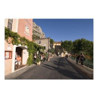 Moustiers-Sainte-Marie, Provence, France. 2 Photograph