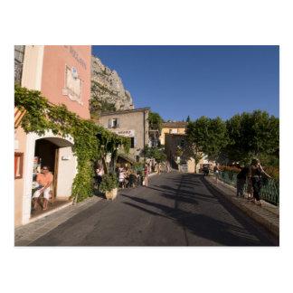 Moustiers-Sainte-Marie, Provence, France. 2 Postcard