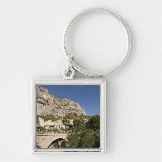 Moustiers-Sainte-Marie, Provence, France. Key Chains