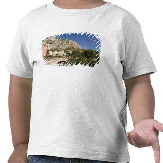 Moustiers-Sainte-Marie, Provence, France. Shirts