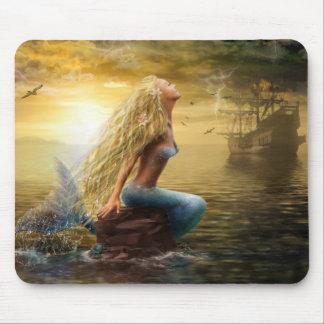 Mousw pad Mermaid/option2 Mouse Pad