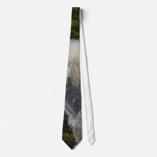 Moutain Goat In Glacier Park Tie