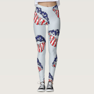 MOUTH USA LEGGINGS
