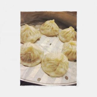 Mouthwatering || Little Dragon Dumplings || Photo Fleece Blanket
