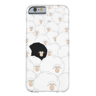 Moutons noirs coque barely there iPhone 6