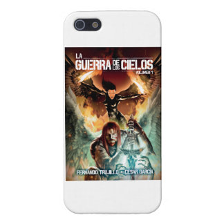 Movable housing 'the war of the Cielos' iPhone 5/5S Case