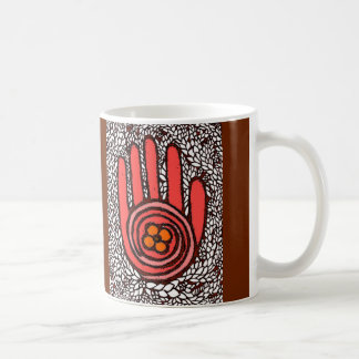 Move at the speed of your body coffee mug