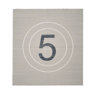 Move Countdown Notepad