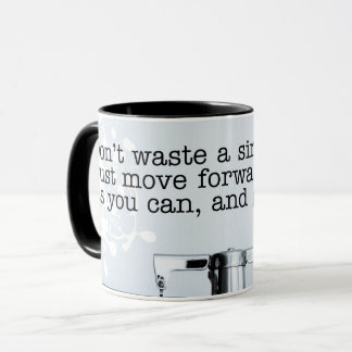 Move Forward As Fast Mug