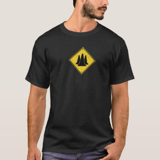 Move Over Florida, Its The Law. T-Shirt