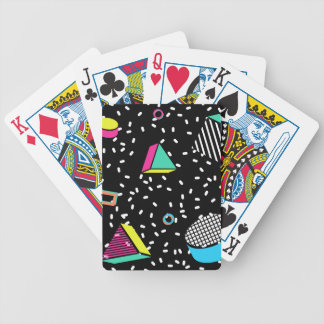 move to memphis bicycle playing cards