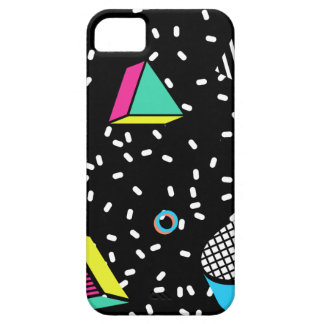 move to memphis iPhone 5 case