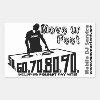 MOVE UR FEET