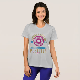 Moved the positive energy T-Shirt