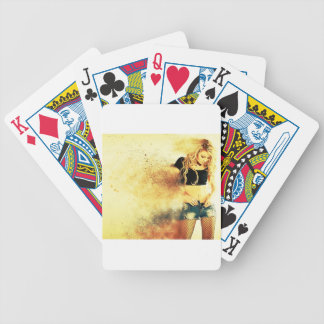 movement-1639989 bicycle playing cards