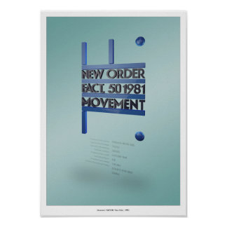 Movement Inspired Poster