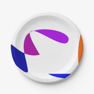 Movement Paper Plate