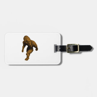 MOVEMENT STARTTED LUGGAGE TAG