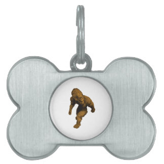 MOVEMENT STARTTED PET NAME TAG