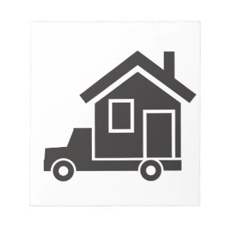 mover - relocation service - mobile home notepads