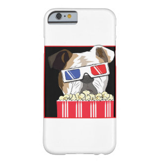 Movie Bulldog Barely There iPhone 6 Case