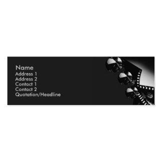 Movie Business Card