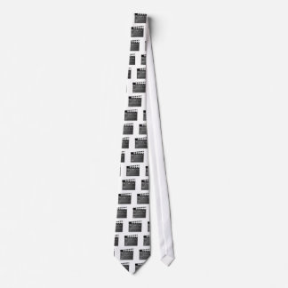 Movie Clapper Tie