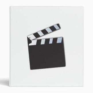 Movie Clapperboard Binder