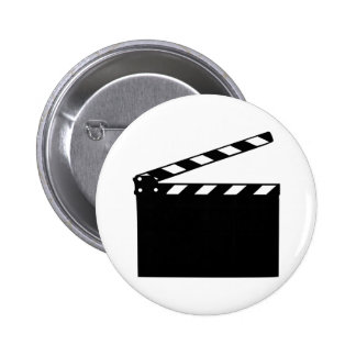 Movie - clapperboard pins