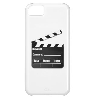 Movie Clapperboard iPhone 5C Cases