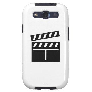 Movie Clapperboard Samsung Galaxy S3 Case