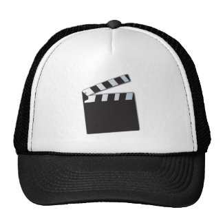 Movie Clapperboard Trucker Hats