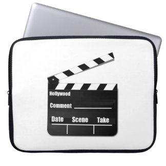 Movie Clapperboard Computer Sleeves