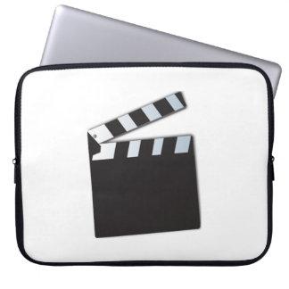 Movie Clapperboard Laptop Computer Sleeve