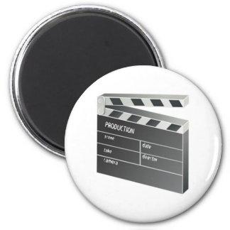 Movie Clapperboard Magnet
