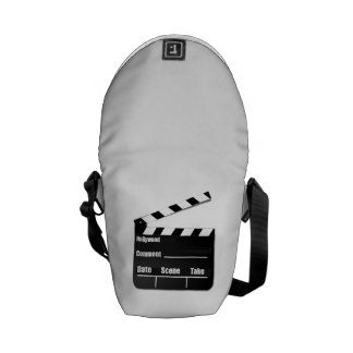 Movie Clapperboard Courier Bags