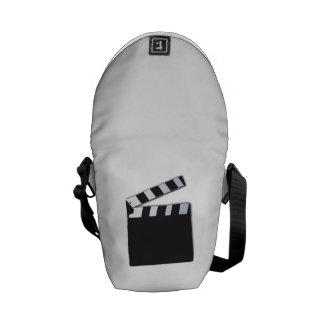 Movie Clapperboard Messenger Bag